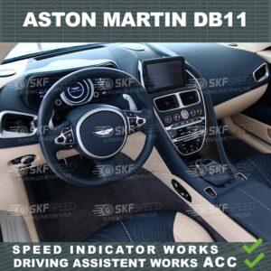 Mileage Blocker ASTON MARTIN DB11