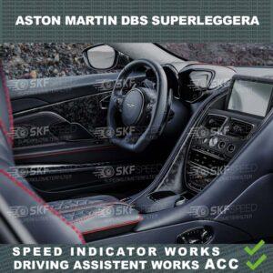 Mileage-correction-Aston-Martin