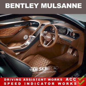 Mileage-blocker Bentley Mulsanne