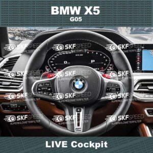 Mileage Blocker BMW X5 G05