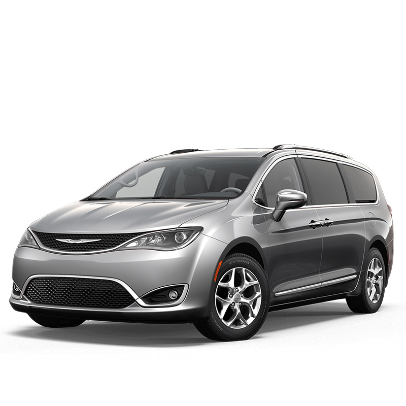 Chrysler Pacifica from 2016 Kilometer Justierung