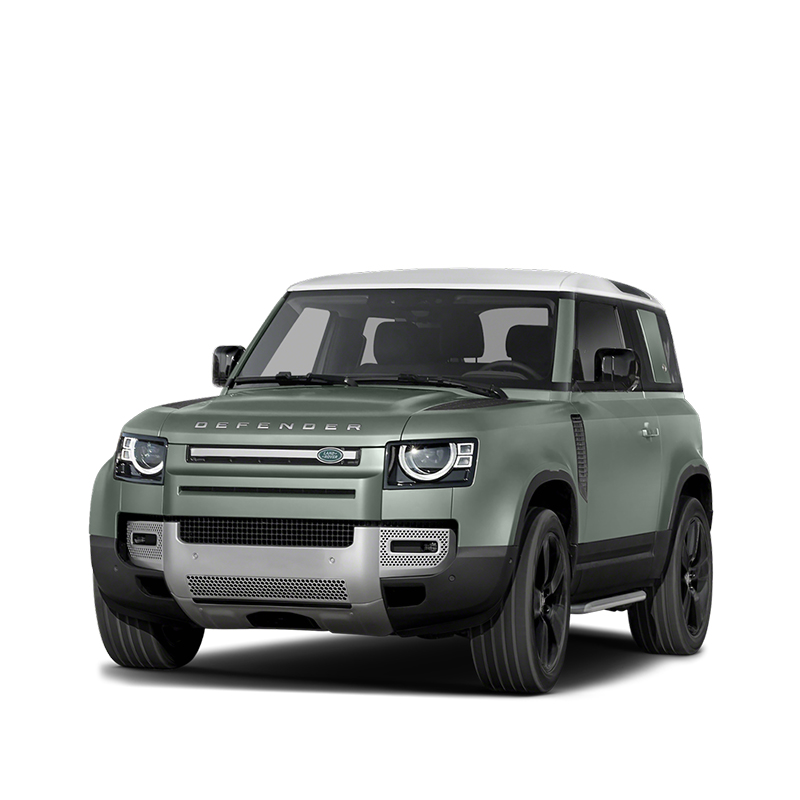 Range Rover Defender how to stop odometer