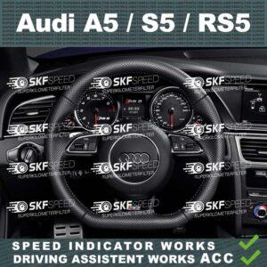 Mileage Blocker AUDI A5/S5/RS5/8T