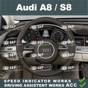 Mileage Blocker AUDI A8/S8/RS8/D4