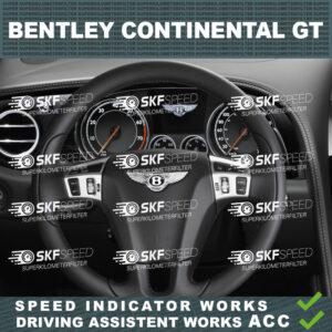 Mileage Blocker BENTLEY CONTINENTAL GT (2nd GEN.)