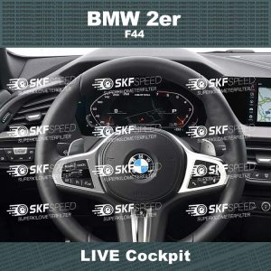 BMW 2ER F44 mileage blocker