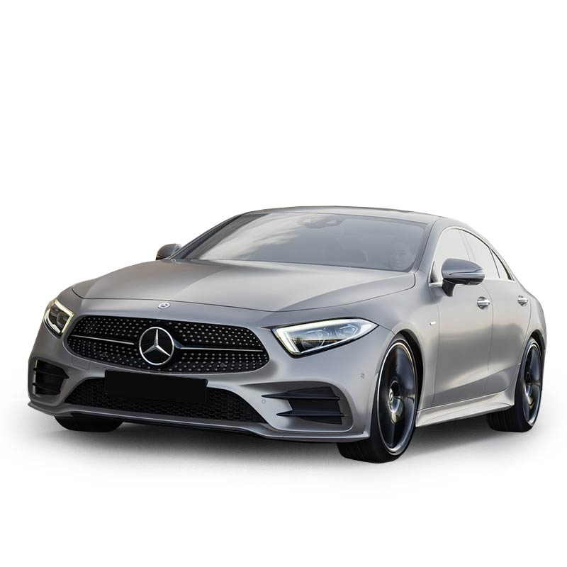 Mercedes CLS C257 mileage correction tool
